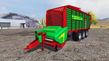 Strautmann Giga-Trailer II DO v2.0 pour Farming Simulator 2013