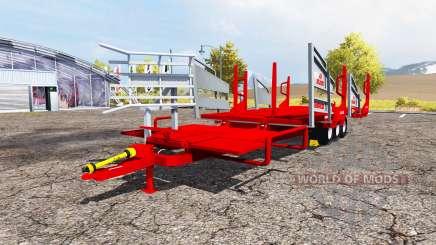 Baleco BaleStack für Farming Simulator 2013