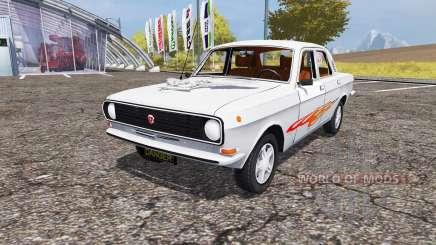 GAZ 24-10 Wolga-v2.0 für Farming Simulator 2013
