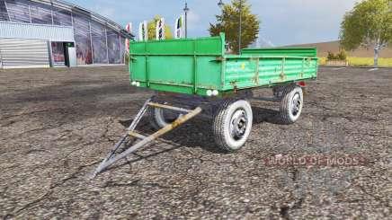 Autosan D47 v1.1 für Farming Simulator 2013