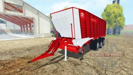 Lely Tigo XR 100D pour Farming Simulator 2015