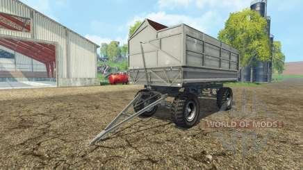Fortschritt HW 80.11 silo für Farming Simulator 2015