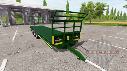 Broughan 36Ft autoload pour Farming Simulator 2017