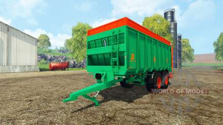 Aguas-Tenias ESP-TAT16 für Farming Simulator 2015