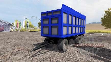 Fratelli Randazzo tipper trailer für Farming Simulator 2013