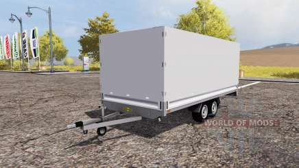 Humbaur HTK v3.0 für Farming Simulator 2013