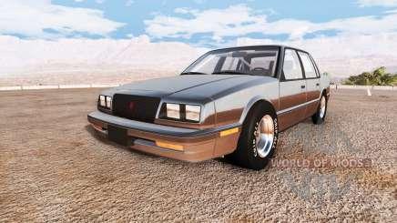 Bruckell LeGran drag custom v0.6.6 pour BeamNG Drive