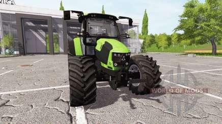 Deutz-Fahr 5130 TTV v1.5.9 für Farming Simulator 2017