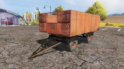 40 Punkte für Farming Simulator 2013