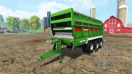 BERGMANN TSW 7340 S pour Farming Simulator 2015