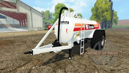 Bossini B1 80 pour Farming Simulator 2015