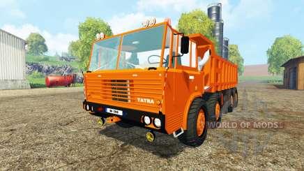 Tatra 813 S1 8x8 v2.0 pour Farming Simulator 2015