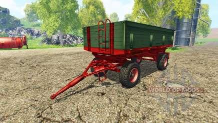 Krone Emsland v2.3 für Farming Simulator 2015