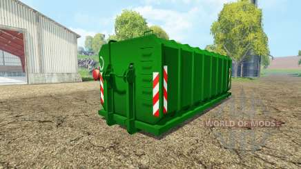 ITRunner Zisterne v1.21 für Farming Simulator 2015