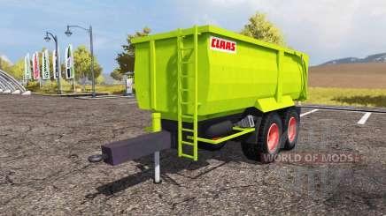 CLAAS tipper trailer für Farming Simulator 2013