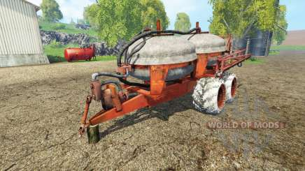 PZHU 9 pour Farming Simulator 2015