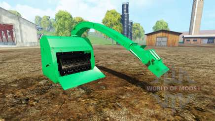 Tree chopper v0.9 für Farming Simulator 2015