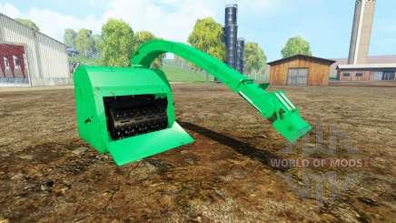 Tree chopper v0.9 pour Farming Simulator 2015