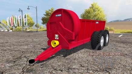 F.lli Annovi 115 B für Farming Simulator 2013