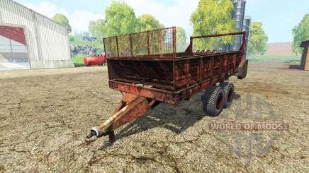 PRT 10 v2.0 pour Farming Simulator 2015