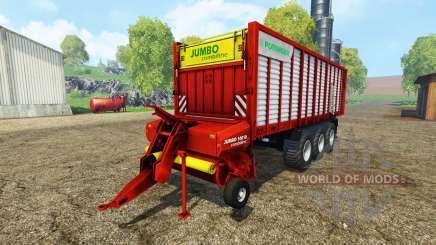 POTTINGER Jumbo 10010 v2.0 für Farming Simulator 2015