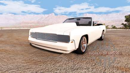 Gavril Barstow convertible v1.3 pour BeamNG Drive