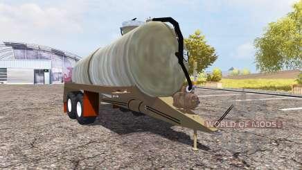 Fortschritt HTS 100.27 v2.0 für Farming Simulator 2013