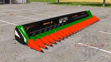 Stara Brava 9980 für Farming Simulator 2017