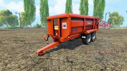 Richard Weston SF10 pour Farming Simulator 2015