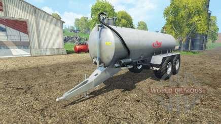 Fliegl VFW 25000 pour Farming Simulator 2015