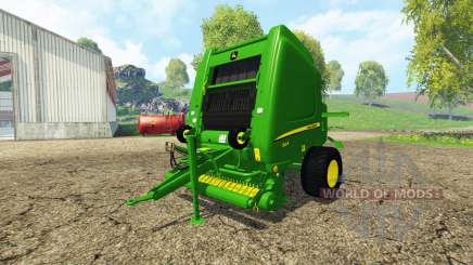 John Deere 864 Premium v3.0 pour Farming Simulator 2015
