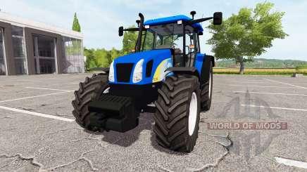 New Holland TL100A v1.1.1.1 für Farming Simulator 2017
