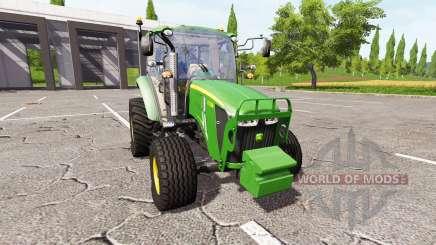 John Deere 5125M pour Farming Simulator 2017