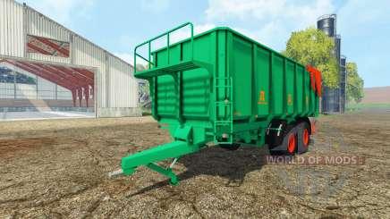 Aguas-Tenias TAT22 v3.0 pour Farming Simulator 2015