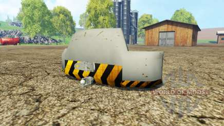 Weight Liebherr pour Farming Simulator 2015