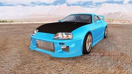 Toyota Supra für BeamNG Drive