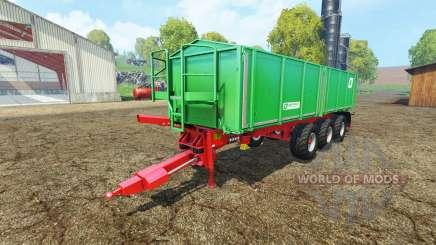 Kroger TKD 3024 pour Farming Simulator 2015