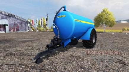 Fleming ST2000 für Farming Simulator 2013
