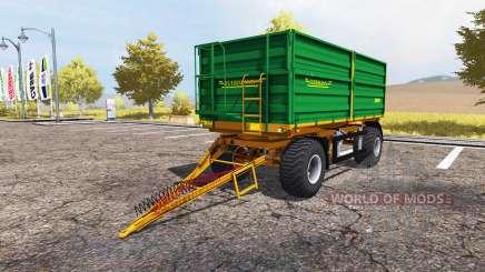 Fuhrmann FF v3.0 für Farming Simulator 2013