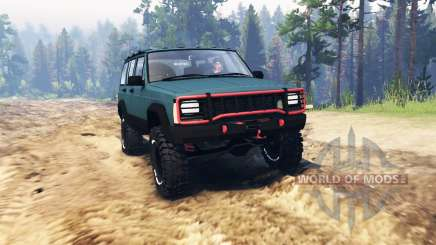 Jeep Cherokee 1994 pour Spin Tires