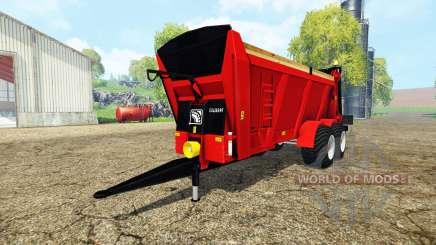 Gilibert Herax 20 für Farming Simulator 2015
