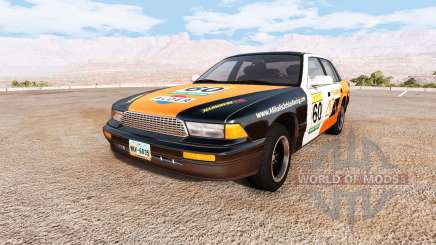 Gavril Grand Marshall racing custom v0.6.6 für BeamNG Drive