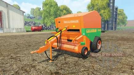 Gallignani 9250 SL pour Farming Simulator 2015
