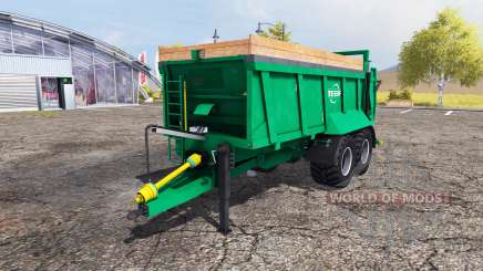 Tebbe HS 180 für Farming Simulator 2013