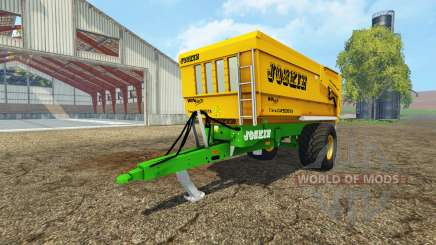 JOSKIN Trans-CAP 5000-14 für Farming Simulator 2015