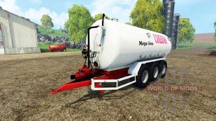 Creina CVC 25000 für Farming Simulator 2015