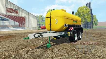 Zunhammer K 15.5 PU pour Farming Simulator 2015