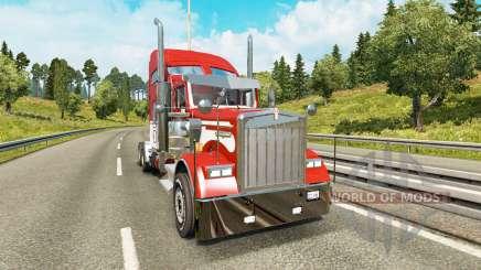 Kenworth W900 v2.0 pour Euro Truck Simulator 2