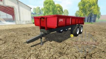Teko 15T v1.05 für Farming Simulator 2015