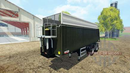 Kroger SMK 34 silage edition pour Farming Simulator 2015